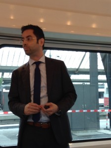 Dr. Stefan Vannoni, Stv. Leiter allgemeine Wirtschaftspolitik & Bildung, economiesuisse