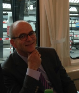 Dr. Roger Wüthrich-Hasenböhler, Leiter Geschäftsbereich kleine und mittlere Unternehmen, Swisscom